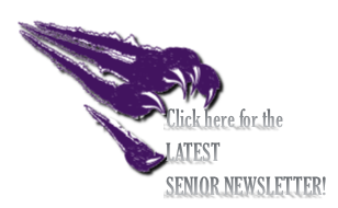 Find the Latest Sr. Newsletter Here!
