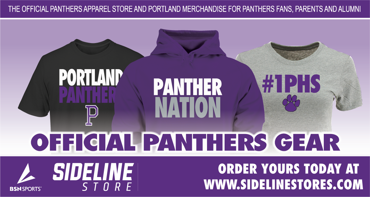 NEW Portland High School Sideline Store